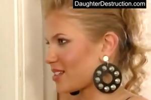 bizarre legal age teenager daughter fuck