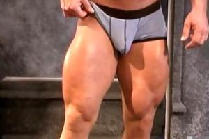 muscled dad yank davis 2