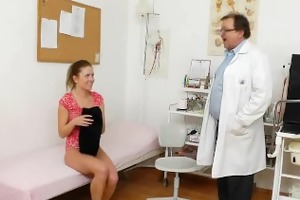 gorgeous hotty keira acquires examined undressed