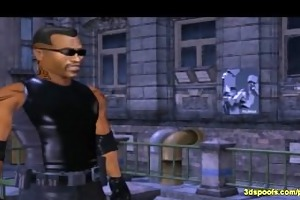 blade brother bonks the life out of vampires n
