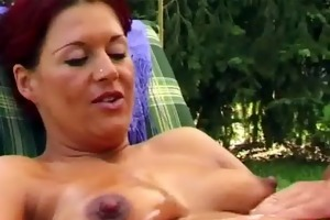 outdoor dilettante preggy porn