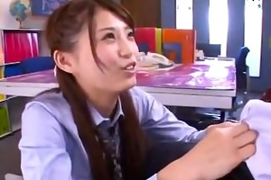 japanese beauties drilled fascinated mother