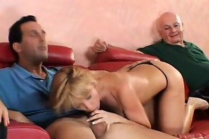wife chelseas moist cum-hole
