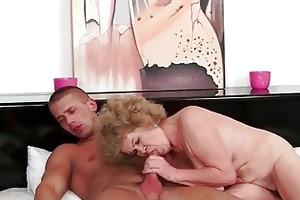 nasty old doxy fucking youthful guy