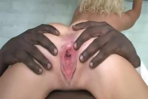 monster darksome penis interracial 1