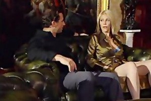 sexiest lustful mother anal wazoo golden-haired
