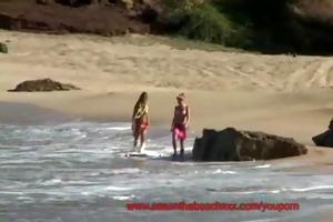 sex on the beach some lynn & danni