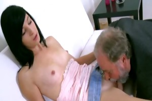 alisa receives to learn how top suck dick