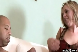 youthful daughter vs darksome monster penis
