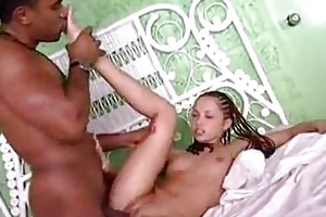 youthful daughter fucked into ass hard as hell