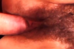 hairy bush fucked by old guy - p4