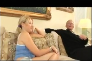 sindee jennings copulates grandfather