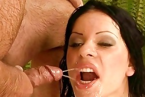 grand-dad fucking and pissing on wicked cutie