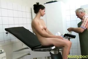 old gynecologist prefers em juvenile and