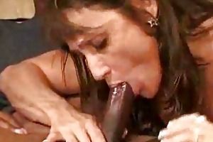 mature white woman drilled by youthful black dude