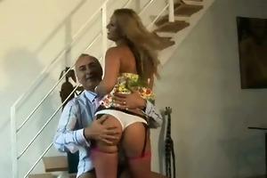 linda gets spanked