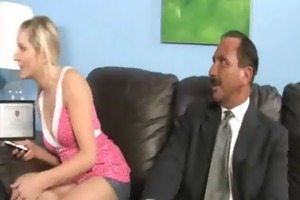 young daughter with worthwhile a-hole drilled by