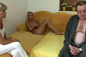 he is leaves and lustful parents seduces his sexy