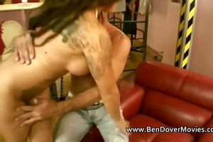 blow job doxy deepthroats and asslicks